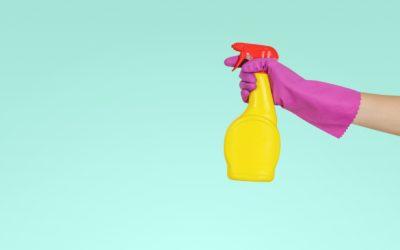 La importancia de realizar limpiezas generales periódicamente